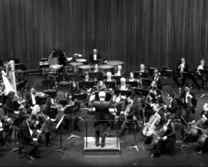 Blacksand played by The Hamilton Philharmonic